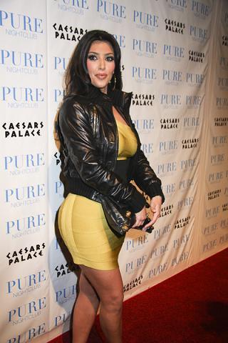 Dom Kim Kardashian owinięto papierem toaletowym