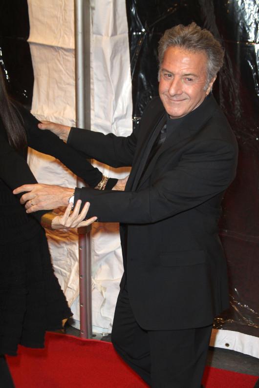 Dustin Hoffman zdradza w�asn� recept� na stres: Tequila