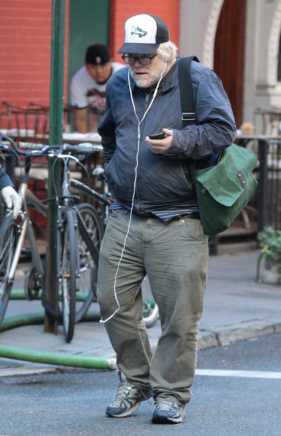 Philip Seymour Hoffman skończył z heroiną?