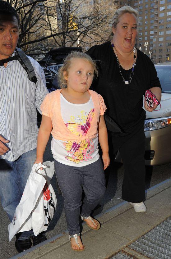 Honey Boo Boo i jej rodzina mieli powa�ny WYPADEK