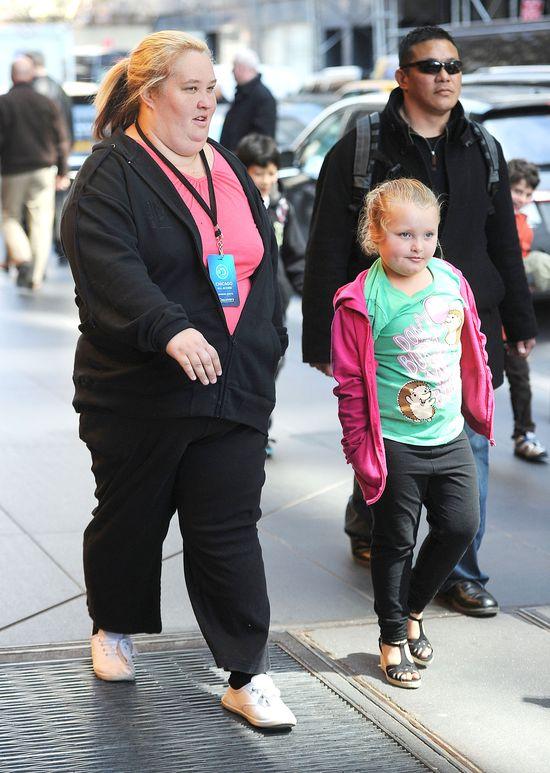 Honey Boo Boo i jej rodzina mieli poważny WYPADEK