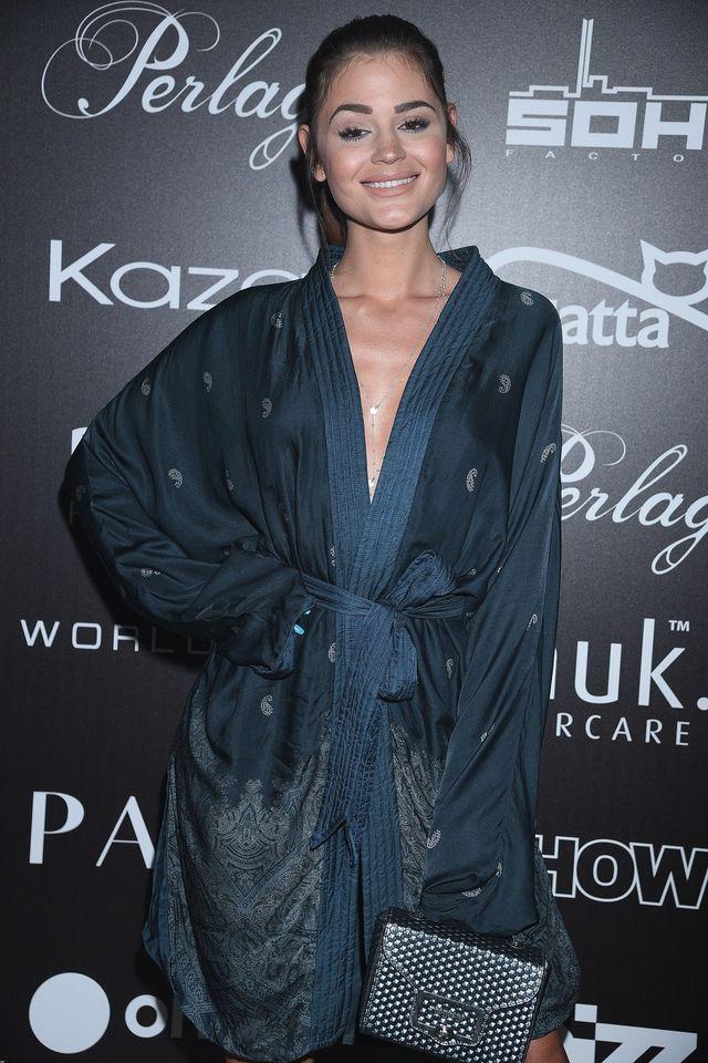 Wiemy, ile kosztuje kimono, w którym pojawiła się Honorata Skarbek u Kupisza
