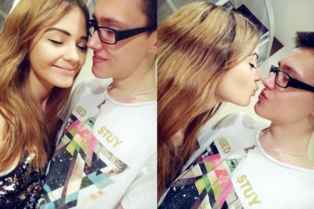 Honorata Skarbek i gorące pocałunki (FOTO)