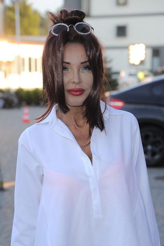 Joanna Horody�ska zapatrzy�a si� w Ew� Minge? (FOTO)