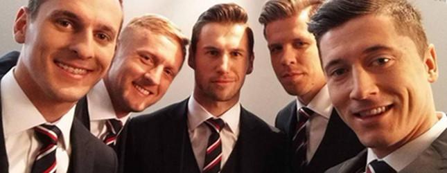 Tak seksownych polskich piłkarzy jeszcze nie widzieliście!