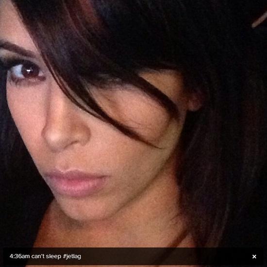 Tak wypoczywa Kim Kardashian