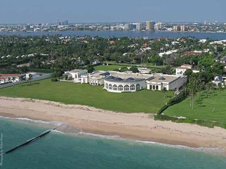 Donald Trump sprzedał dom za 90 milionów
