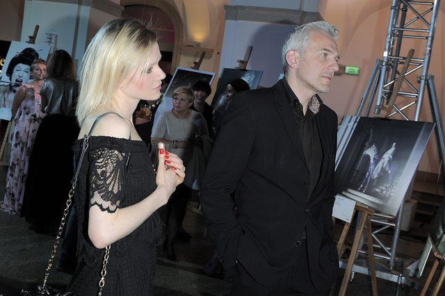 Nowa para na salonach! Hubert Urbański i Joanna Majstrak