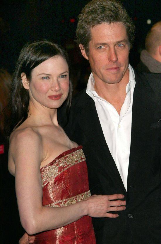 Hugh Grantowi pokazano zdjęcie Renee Zellweger. Jego reakcja MIAŻDŻY!