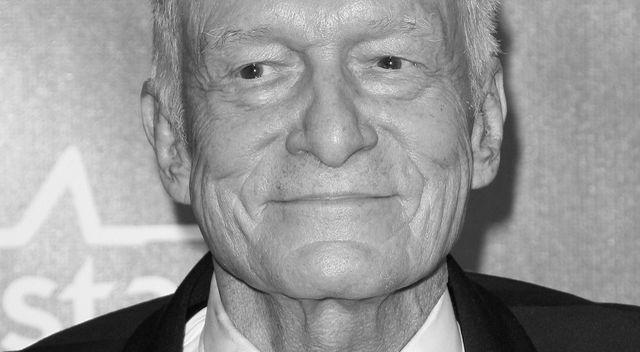 Hugh Hefner nie żyje