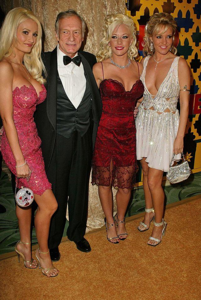 Hugh Hefner zostanie pochowany OBOK Marilyn Monroe