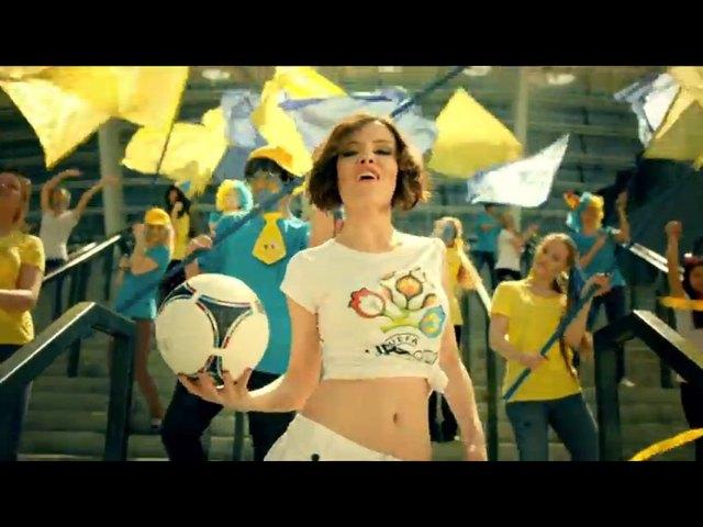 Ukraińcy też mają hymn na Euro 2012 [VIDEO]