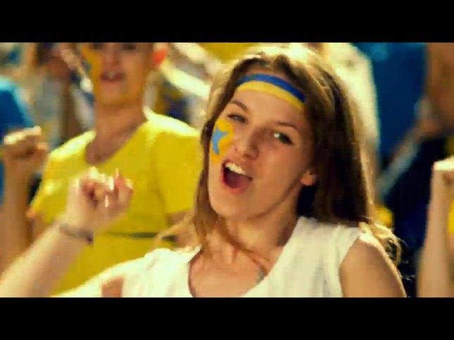 hymn ukraiński euro 2012