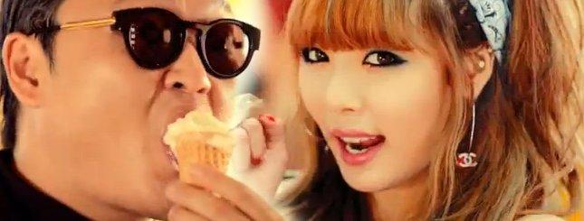 Kolejny hit z udziałem PSY i HyunA (VIDEO)
