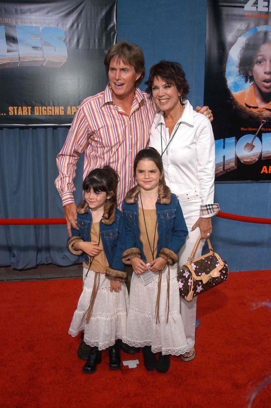 SZOK! Bruce aka Caitlyn Jenner NIE JEST prawdziwym ojcem Kendall Jenner?!