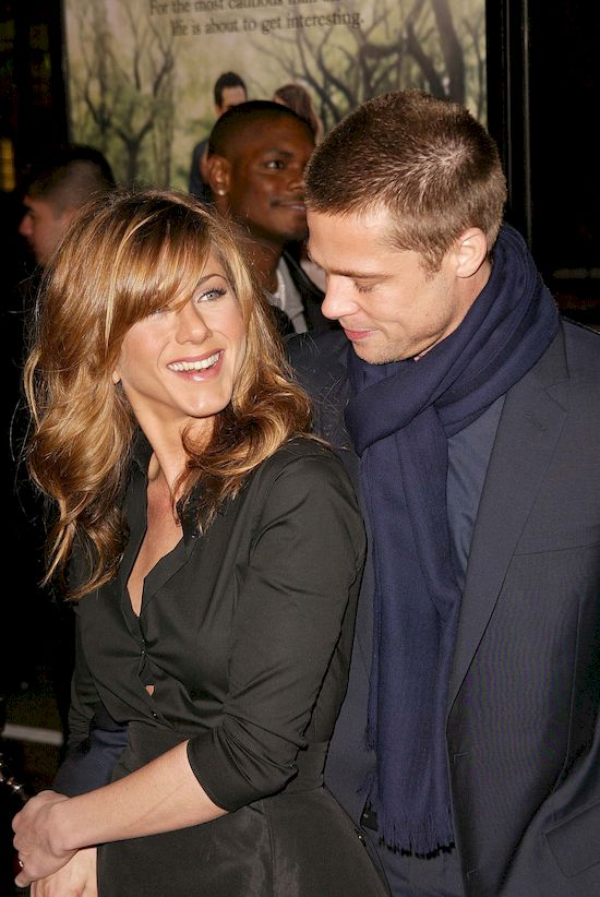 Jennifer Aniston wspiera Brada Pitta! Czy już mu wybaczyła?