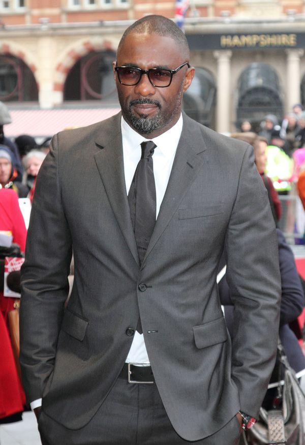 Idris Elba komentuje plotki: będzie następnym Bondem?