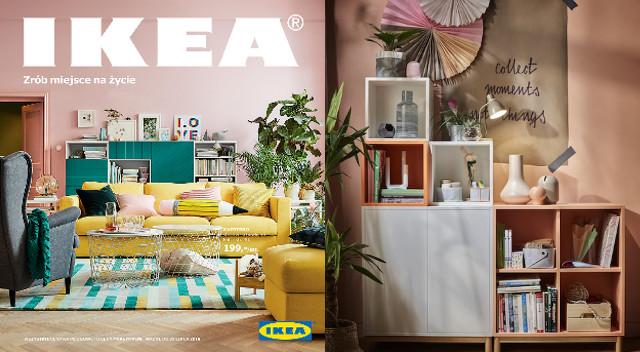 Już jest nowy katalog IKEA! Co przygotowała dla nas szwedzka marka?