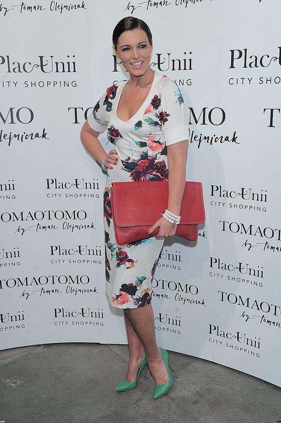 Gwiazdy na pokazie mody Tomaotomo (FOTO)