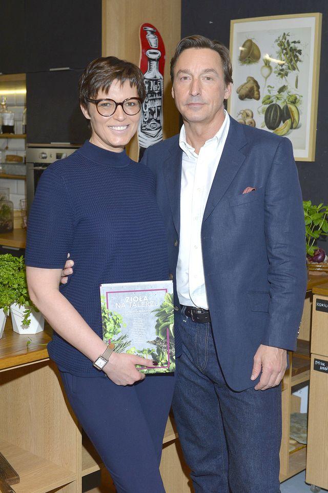 Ilona Felicjańska odnosi się do zdjęć jej partnera z inną kobietą