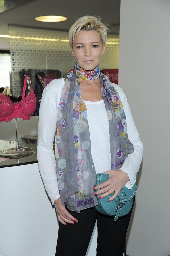 Ilona Felicjańska kiedyś wyglądała tak:
