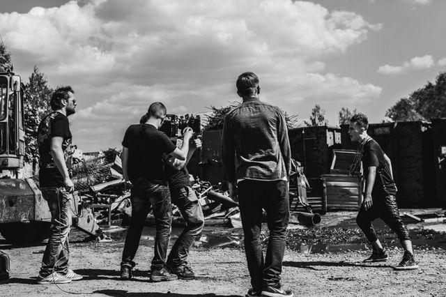 ARO Kłusowski nakręcił teledysk do piosenki Podpalimy miasta