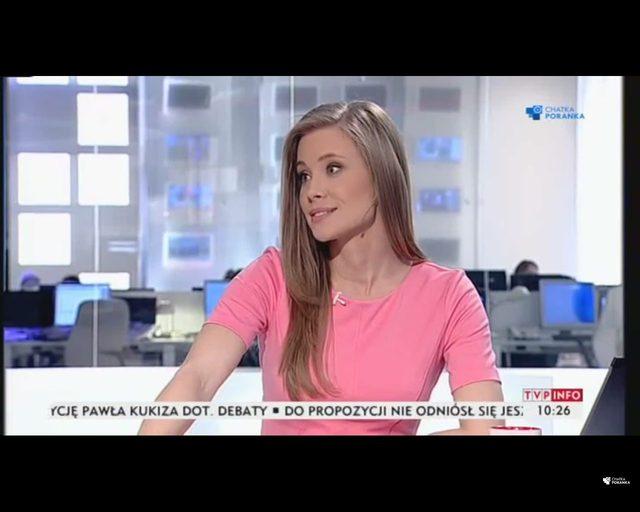 Dziennikarki TVP Info najbardziej HOT na wizji? [VIDEO]