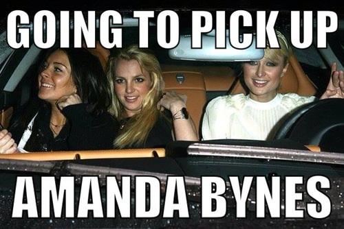 Britney Spears pomoże Amandzie Bynes