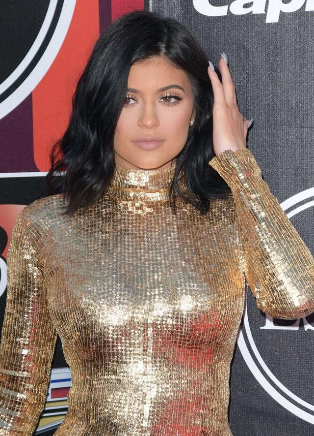 Kylie Jenner urodziła!