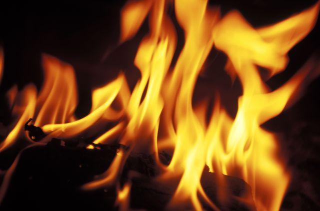 Pożar opanowuje Hollywood! Rezydencje gwiazd zagrożone (VIDEO)