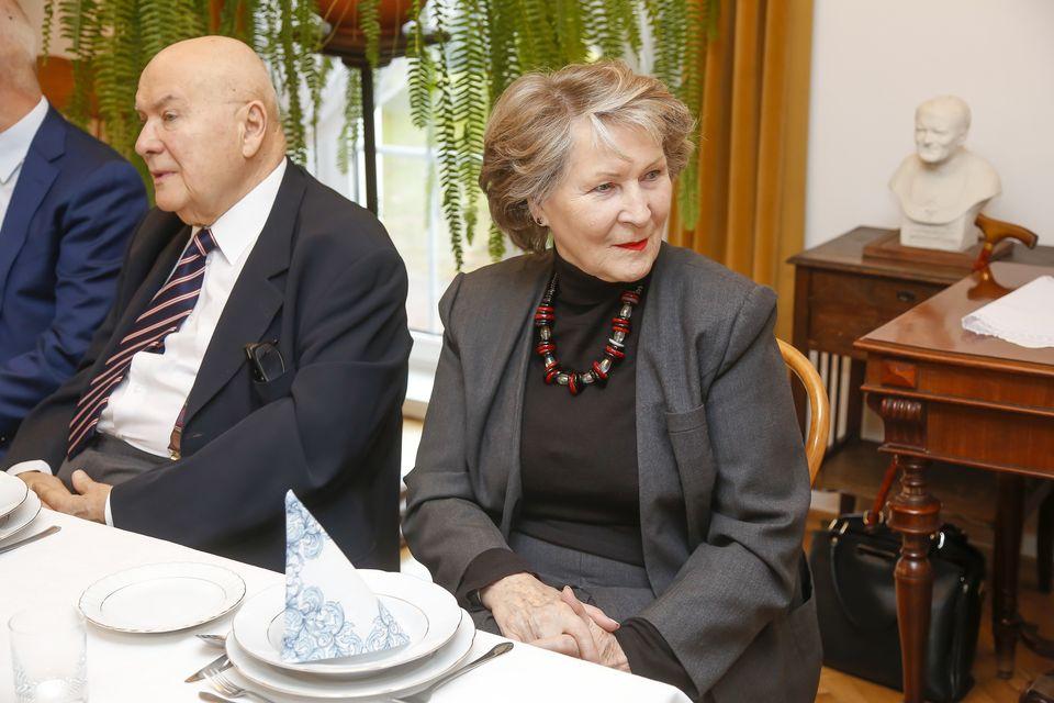 Irena Santor zamieszkała w domu opieki