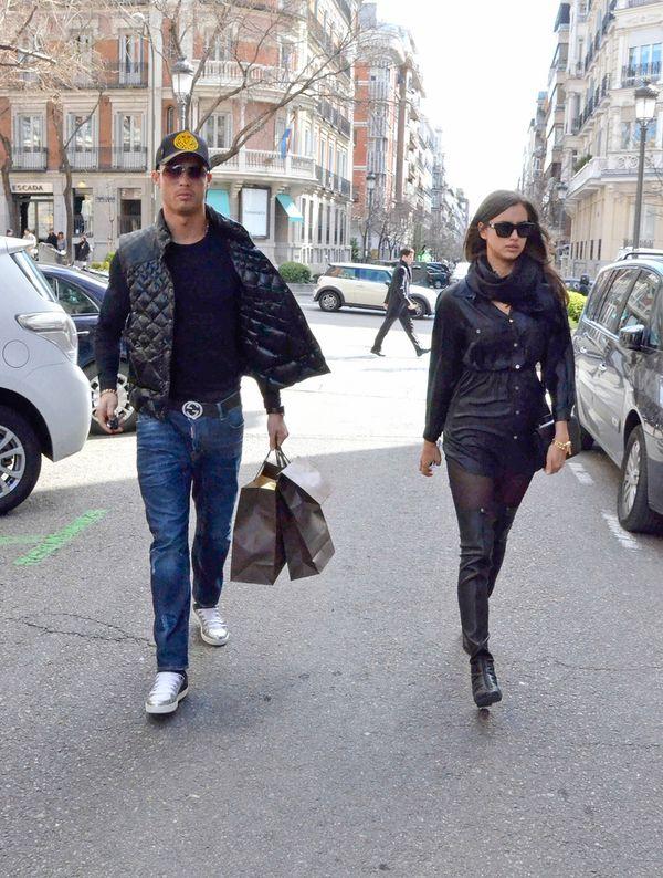 Rzecznik Iriny Shayk o rozstaniu modelki z Ronaldo