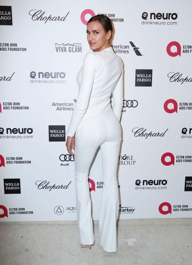 Irina Shayk na imprezę przyszła bez majtek (FOTO)
