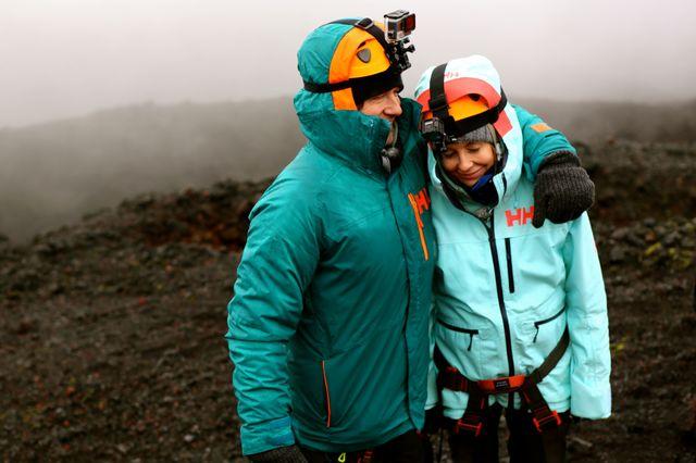 Małgorzata Rozenek-Majdan przeżyła załamanie nerwowe na Islandii (ZDJĘCIA+VIDEO)