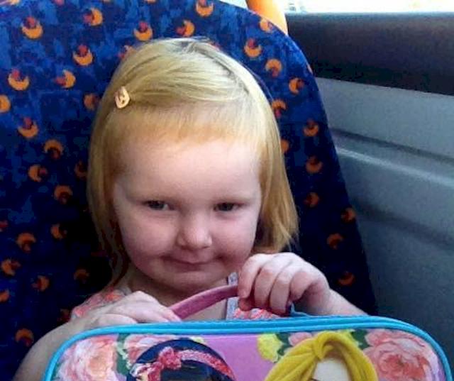 Ed Sheeran ma sobowtóra w postaci... dwuletniej dziewczynki!