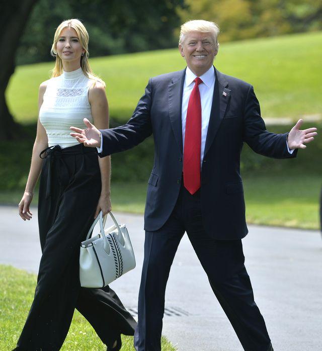 Czy tu widzimy przyszłą panią prezydent USA?