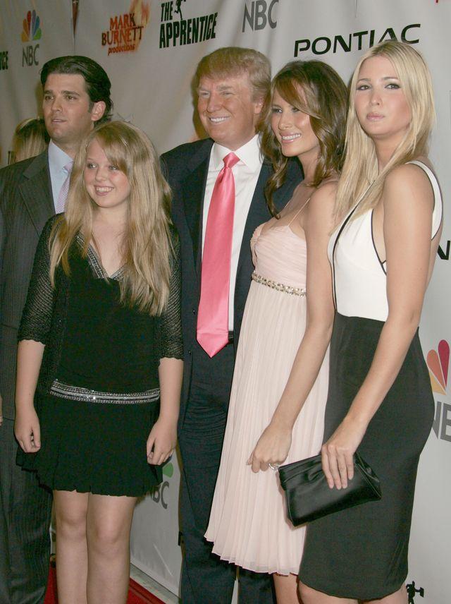 Zobaczcie, jak wyglądała Ivanka Trump PRZED operacjami plastycznymi