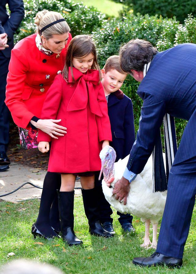 Śliczne dzieci, opiekuńczy mąż - sielanka u Ivanki Trump (ZDJĘCIA)