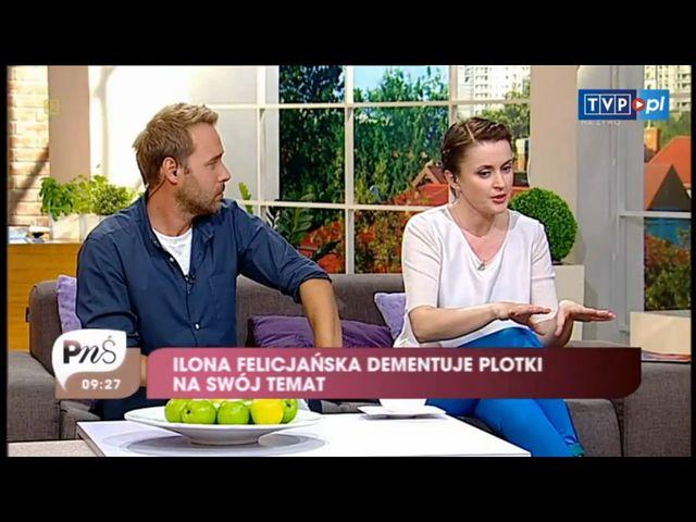 Dziennikarka TVP zaatakowała Felicjańską [VIDEO]
