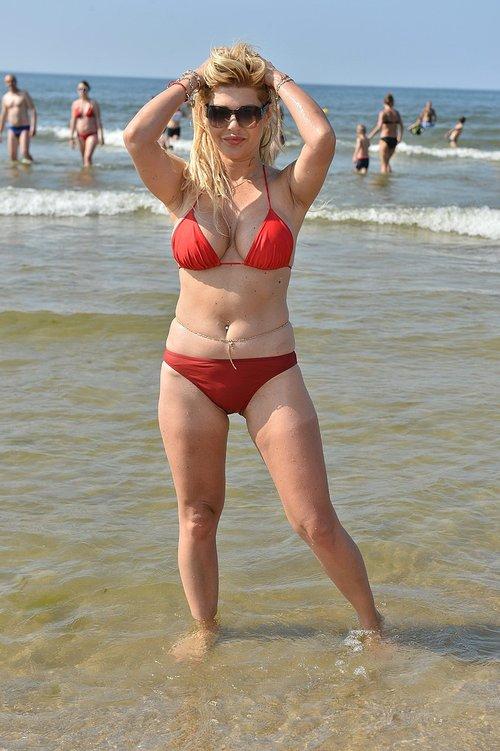 Iwona Węgrowska chce się rozebrać w Playboyu (FOTO)
