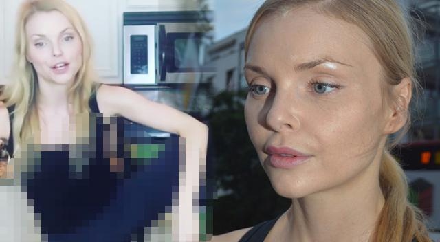 Iza Miko pokazała szokującym film, na którym… KADZI WAGINĘ