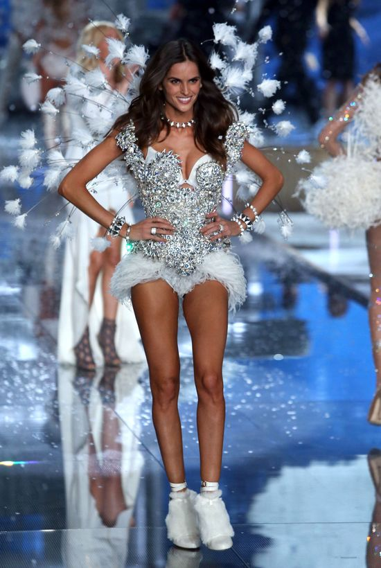 Wow! 20 pokaz Victoria's Secret był NIESAMOWITY! (FOTO)