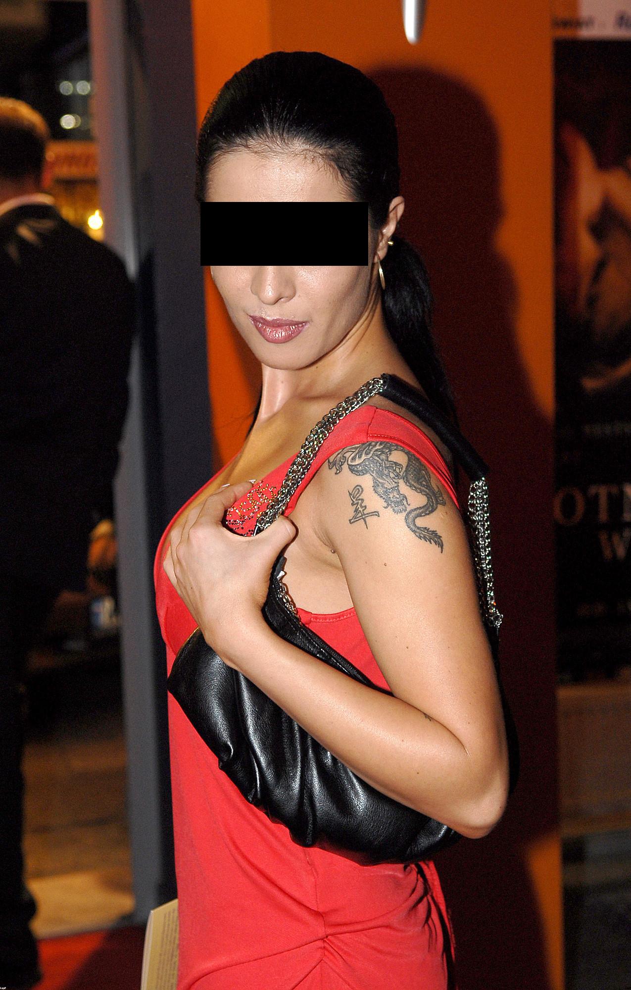 Izabela M. - fotomodelka z Tańca z gwiazdami, wpadła w ręce policji