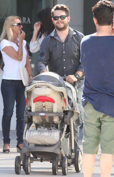 Jack Osbourne chwali się córeczką (FOTO)