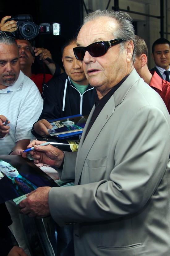 Jack Nicholson - nie taki ogier, jak go maluj�