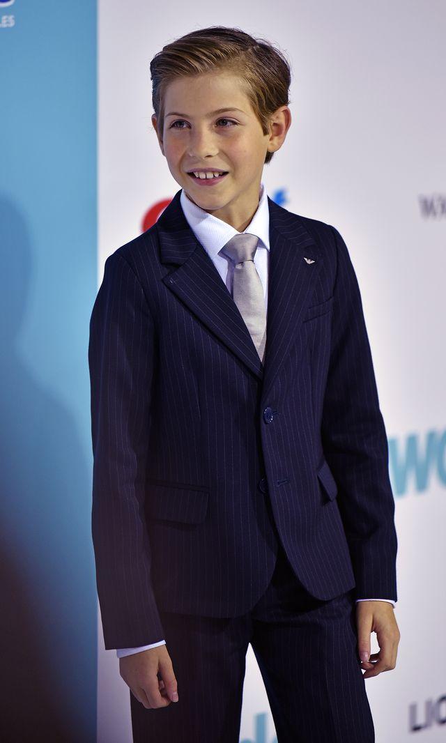 Cudowny chłopak - o tym aktorze jest już głośno (ZDJĘCIA)