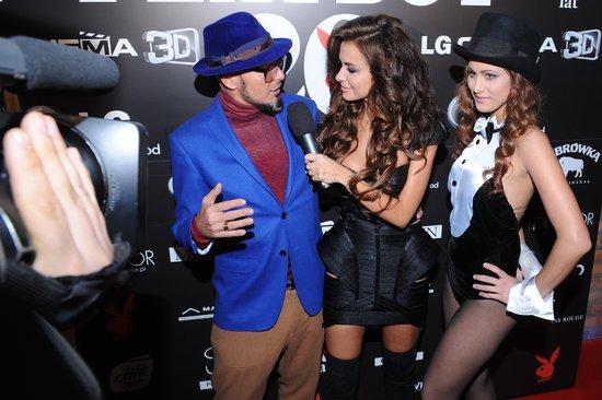 Siwiec i Szwed na gali Playboya - Fotoerotica (FOTO)