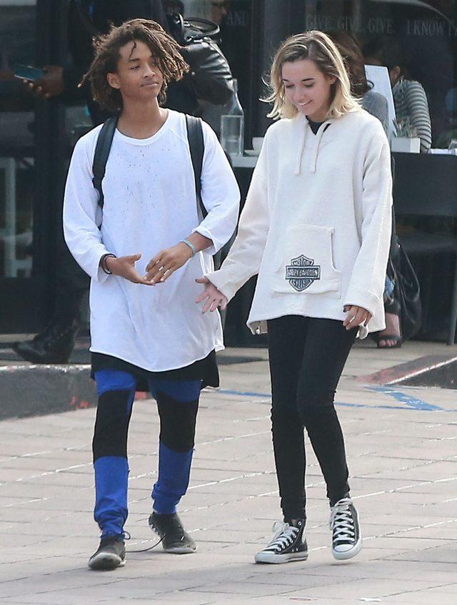Dziewczyna Jadena Smitha UKRADŁA torebkę Hermesa?