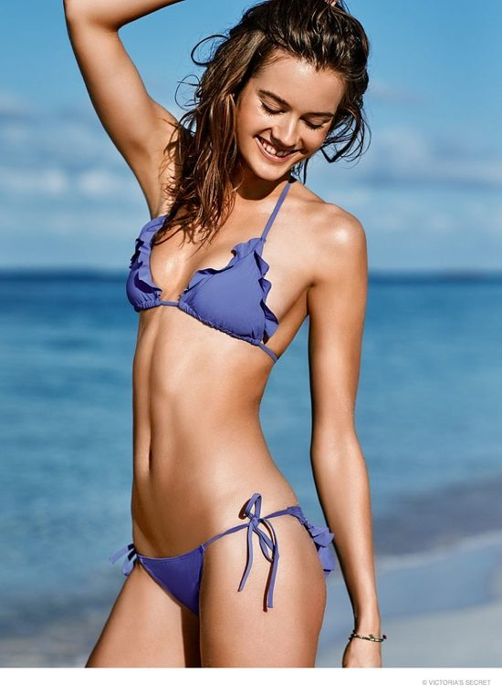 Monika Jagaciak została aniołkiem Victoria's Secret