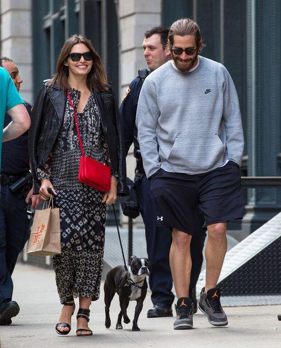 Jake Gyllenhaal - ależ on się zapuścił!